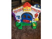 FISHER PRICE MEET AND GREET LARGE ACTIVITY TOY £15