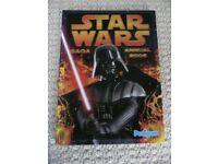 Star Wars Saga Annual 2006 Hardbacked Book Darth Vader Episodes I-VI Stories Quizzes etc