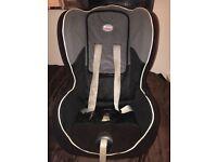 Britax car seat isofix