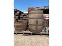 Full Oak Barrels