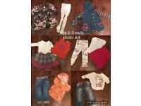 Age 2-3 Girls clothing