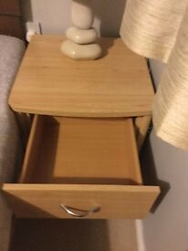 match bedside and chest