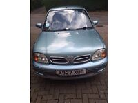 Nissan micra - absolute bargain £500 - must go this weekend