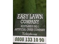 Artificial grass roll, brand new, 3 m x 4 m heavy quality, 3 m x 4 m. , bargain £139
