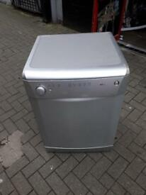 Silver Bosch dishwasher £85 guaranteed working