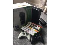 Xbox 360 - 250gb - Black