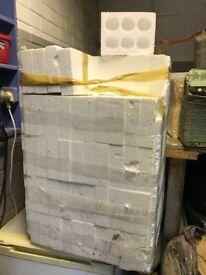 Extra Large Polystyrene Egg Boxes