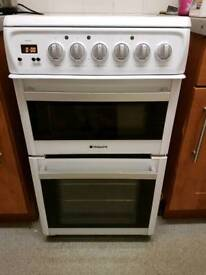 Hotpoint cooker