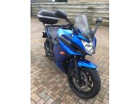YAMAHA XJ6 F ABS DIVERSION 600CC 2011