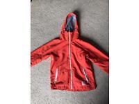 Next Aged 6 rain / shower coat / jacket