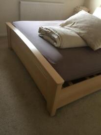 Kingsize Bed Frame with Storage