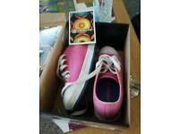 Heely trainer shoe