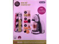 De Longhi coffee starter kit