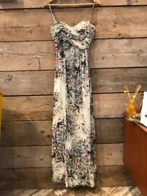Ted baker maxi dress size 8
