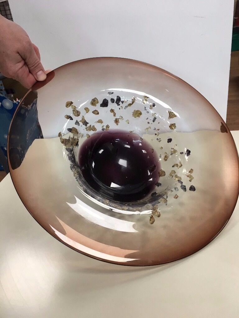 Loco lead crystal sparkle dish 2008