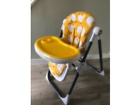 Cosatto Noodle Supa Highchair in Hen House