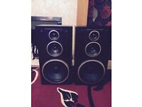 Sony 130watt speakers both working £20