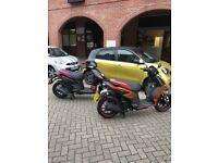 Aprilia 124 motard