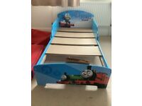 Toddler bed- Thomas the tank engine