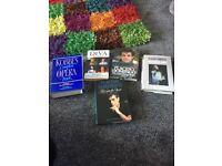 Opera selection of 5 books