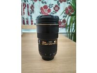 One 24-70mm Nikkor lens 2.8G ED for sale, good condition. £600