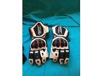 Rst Motorbike gloves