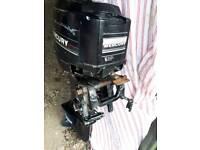 Mercury 25hp 2 stroke outboard engine