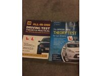 Theory test books