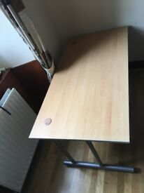 Quality Wooden Desk - Perfect for Students or Office