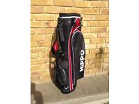 Golf Carry Bag with Stand - as New