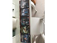 5 Harry Potter HDDVDs