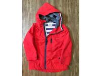 Next Aged 4 lightweight rain coat