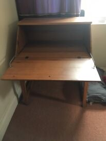 Bureau for sale used for two years but good condition