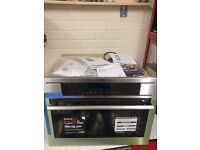 AEG Micromat DUO Built-In Microwave/Grill KM8403101M