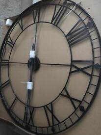Brand New 88cm Roman Skeletal Clock