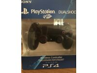 PS4 Wireless Controller Boxed - New