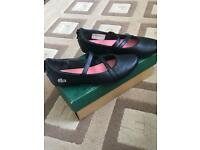 Lacoste Black sports trainers