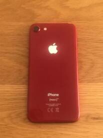 iPhone 8 - Red - 64gb - Unlocked