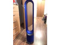 Dyson Pure Cool Link Tower Purifying Fan Blue
