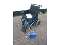 Invacare Mirage Electric Wheelchair - Sutton Coldfield - generally excellent condition with charger