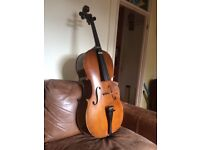 4/4 Boosey & Hawkes 1960s Cello. £120 or nearest offer