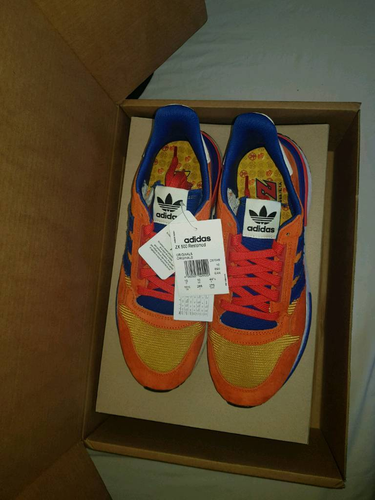 separation shoes 81130 c045c adidas ZX 500 RM Son Goku | in Bromley, London | Gumtree