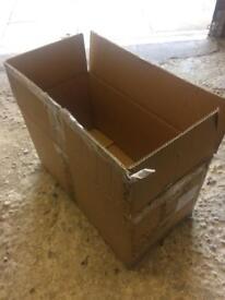 Packing storage boxes