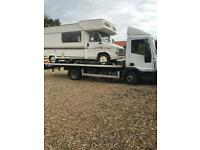 24/7 ALL KENT CAR VAN RECOVERY TOW TRUCK TOWING VEHICLE BREAKDOWN FORKLIFT TRAILER TRANSPORT DELIVER