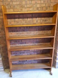 Pine book shelves for sale