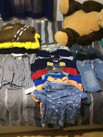 5-7 years boys clothes
