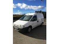 53 reg Citroen dispatch