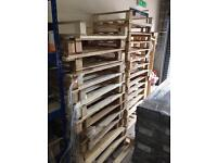 Small pallets - FREE - collection only