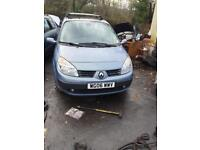 Renault Megane Grand Scenic 1461cc Turbo Diesel 06 model (Breaking )