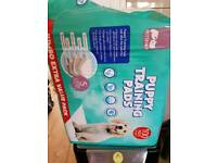 Puppy training pads 100 pack